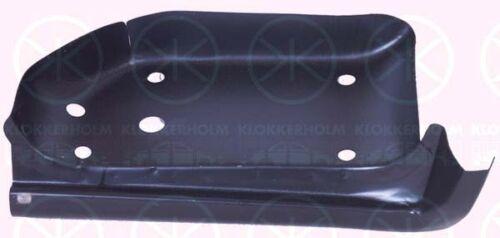 entrada de chapa la parte delantera izquierda reparación de chapa recién entrada VW Bus t3 año 79-92