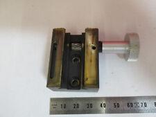 Leitz Wetzlar Laborlux Condenser Dovetail Microscope Part As Pictured Ampb2 A 36