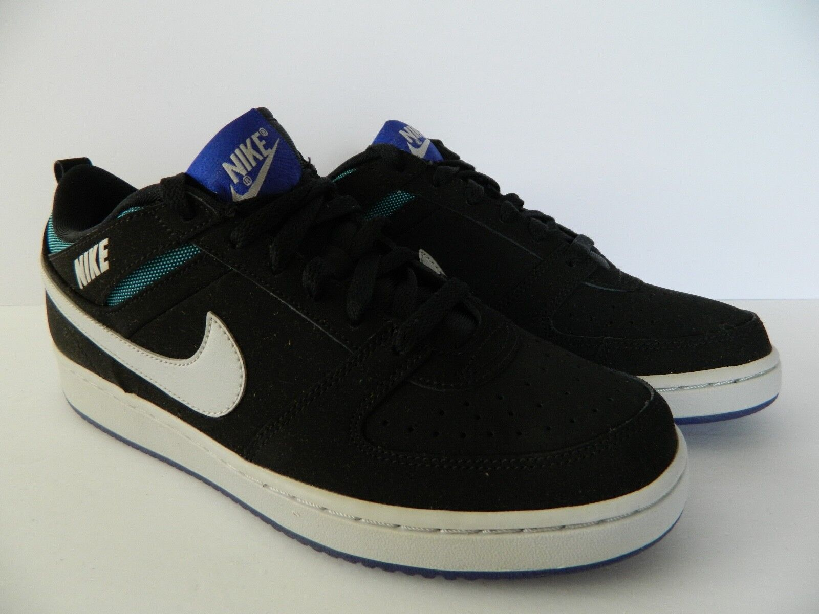 Nike wmns convenzione basso (nero / ntrl grey cncrd chlrn bl) (417418 001) pennino