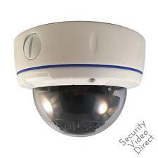 "800TVL Outdoor IR Dome Security Camera 1/3"" Sony CCD 2.8-12mm WDR OSD 12V 24V"