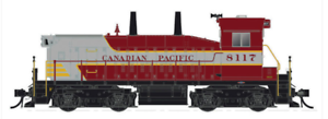 Rapido 1 87 Ho CP Canadian Pacific SW1200 RS RD  8138 DCC y Sonido 26504 F S