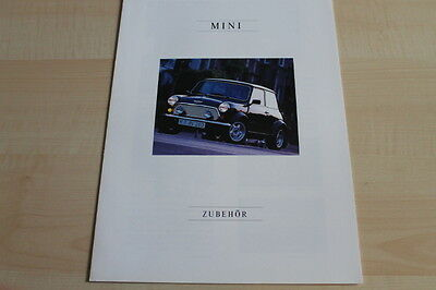 105677) Rover Mini - Zubehör - Prospekt 09/1993 Novel (In) Design;