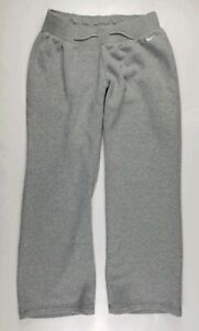 NIKE-the-athletic-dept-Women-039-s-Gray-Running-Sweat-Pants-Size-Medium