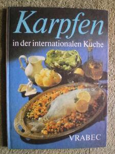 Karpfen in der internationalen Küche - CSSR DDR Buch 180 Rezepte ...