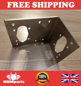 EBERSPACHER-or-WEBASTO-heater-MARINE-Stainless-Steel-mount-bracket-41C0016