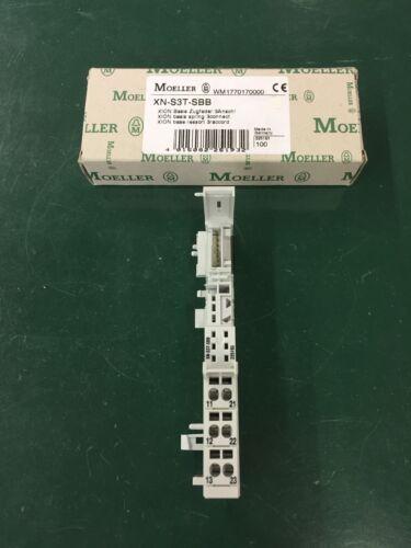 Moeller XION Basismodul Zugfeder XN-S3T-SBB