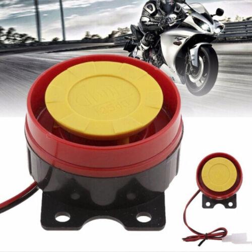 Car ATV Motorcycle Truck Bicycle Loud Horn klaxon 125db 12V Electric UniversalUQ