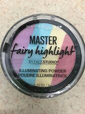 NEW Maybelline NY Master FAIRY HIGHLIGHT Face Studio Rainbow  Highlighter