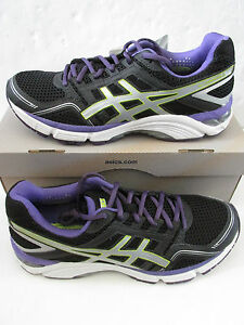 Details zu asics womens gel foundation 11 running trainers T2A6N 9091 sneakers shoes
