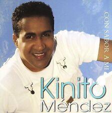 Con Sabor a Mi by Kinito M'ndez (CD, Sep-2006, J & N Records)