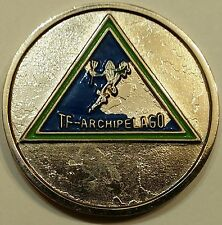 Joint Special Task Force Philippines JSOTF-P TF Archipelago Challenge Coin SEALs