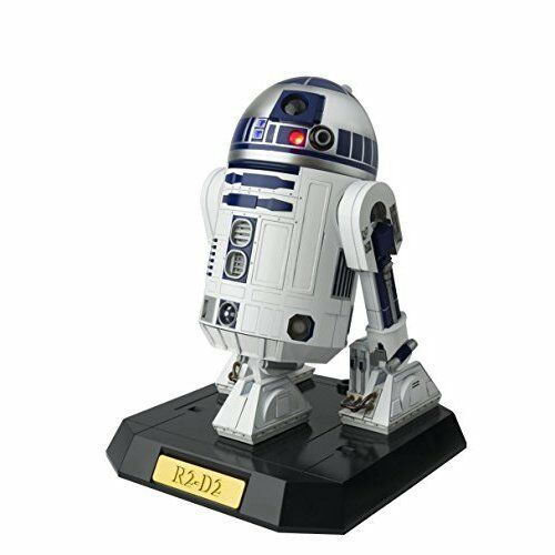 Chogokin x 12 Perfect Model Star Wars R2-D2 A NEW HOPE 176mm Action Figure EMS