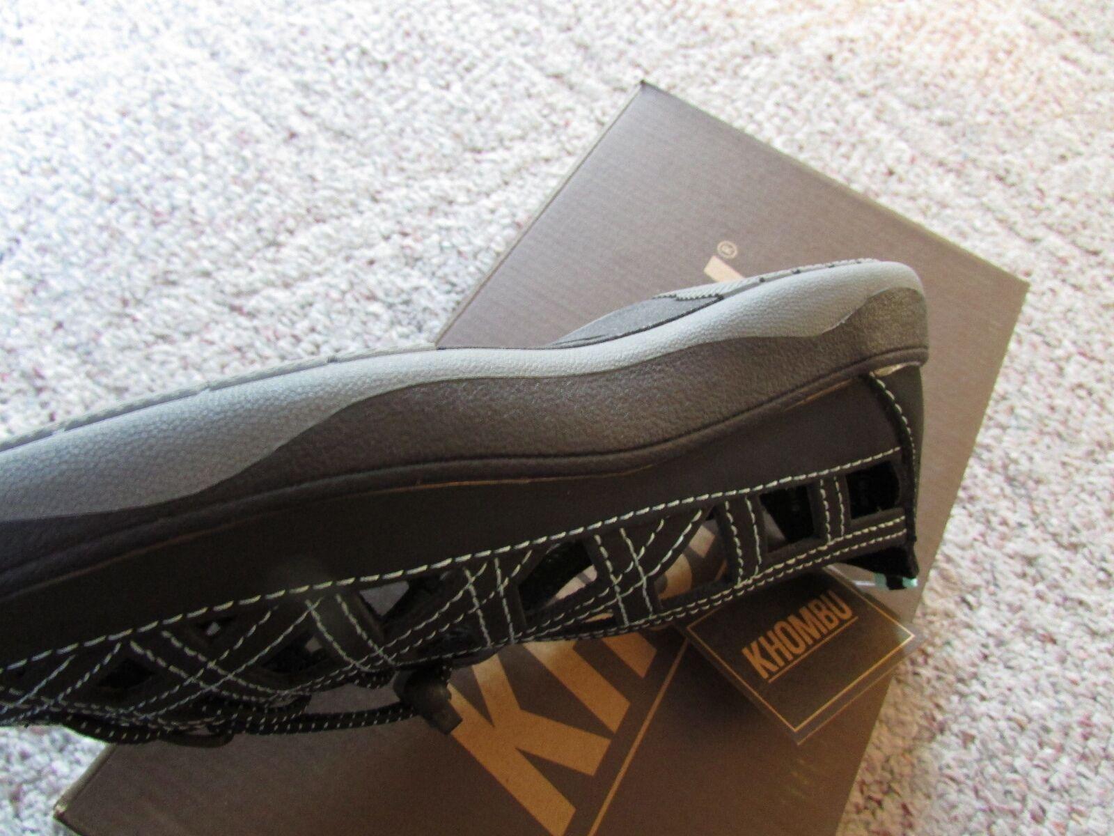 Louise et Cie Womens Shoes Flats AZALYA US 8.5 M 249 Black Leather Slip-on Bow 249 M 9e8a10