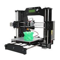 Geeetech Impresora 3D PRUSA I3X DIY MK8 extruder+ LCD +GT2560 board Envio gratis