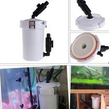 Ultra-quiet External Filter Bucket Hw-602 for Aquarium Fish Tank Without Pump