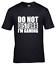miniature 4 - Do Not Disturb Kids Boys Girls Gamer T-Shirt Gaming Tee Top