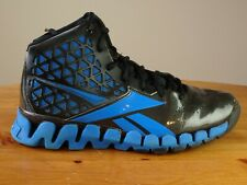 item 2 Reebok ZigTech Black Blue John Wall Wizards Basketball Shoes V43531  Men s Size 8 -Reebok ZigTech Black Blue John Wall Wizards Basketball Shoes  V43531 ... 0cf4ffc7e