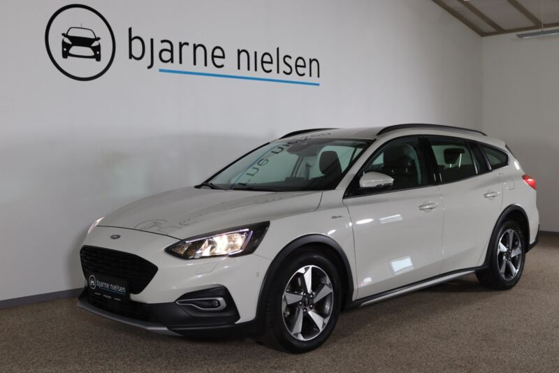 Ford Focus 1,0 EcoBoost Active stc.