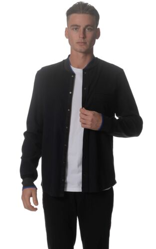 Top M S Long Shirt Sleeve Mix Black Ace Tremont Jacket Cashmere Kit L230 And 7fg6yYvb