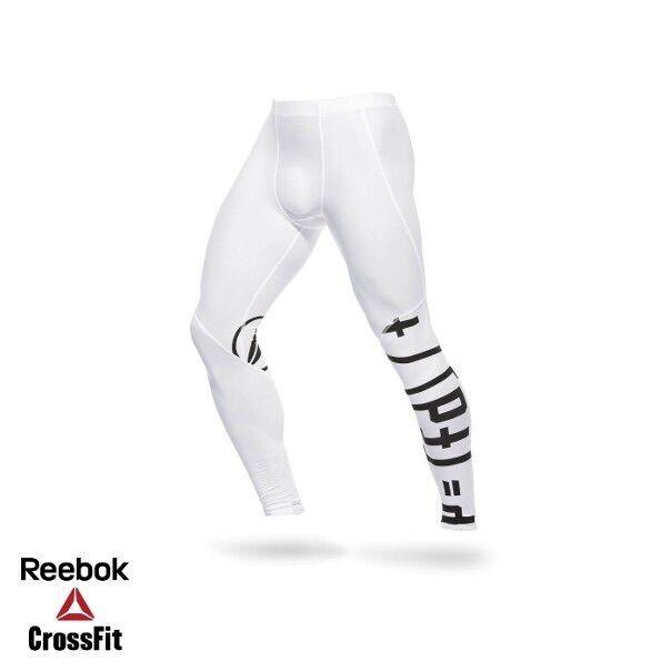 Y New Reebok Crossfit CF Compression Pants Mud Tough Mudder Men's Race