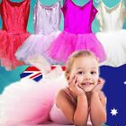 Girls Ballet Costume Kids Party Tutu Skirt Leotards Dance Dress Age 3-7 CSKIR4