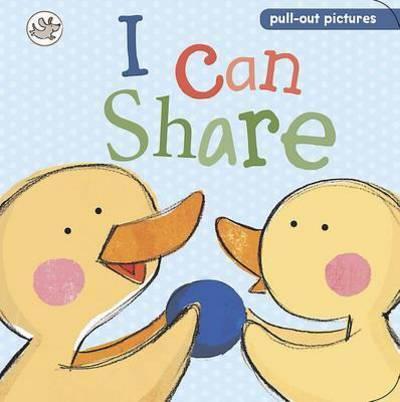 Little learner slide and see: I can share (Hardback)