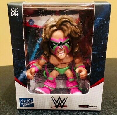 The Loyal Subjects Action Vinyl WWE ULTIMATE WARRIOR Original 2//12
