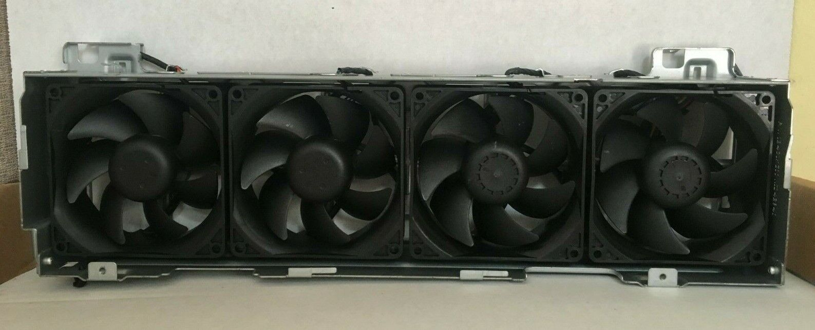 Genuine Dell T7920 Workstation Chassis 4 Front Cooling Fan Frame Assembly 443WR