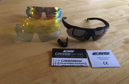 Ess cross eyeshield lenses /&components are  interchangeable /&cross-compatible=