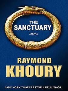 Khoury-Raymond-The-Sanctuary-Wheeler-Hardcover-Very-Good-Book