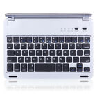Magnetic Aluminum Case Cover Bluetooth Keyboard Dock for Apple iPad Mini 4 3 2 1