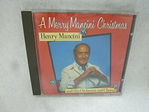 Henry Mancini (Orch.) [CD] A merry Mancini christmas (1966)