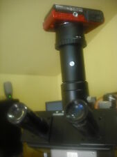 Nikon Microscope Camera Adapter 38 Mm Withtube 2 Sony Nex E Mount Wild Leica