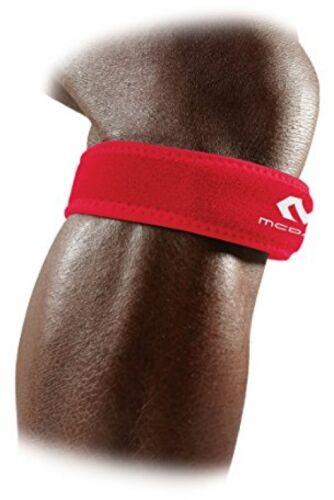 Scarlet, One Size McDavid Jumpers Knee Strap