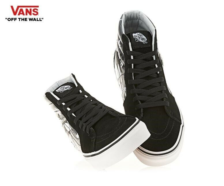 Vans Disney 90th Anniversary SK8-HI SK8-HI SK8-HI Mickey Plane Crazy Fashion Sneakers,shoes 420e8b