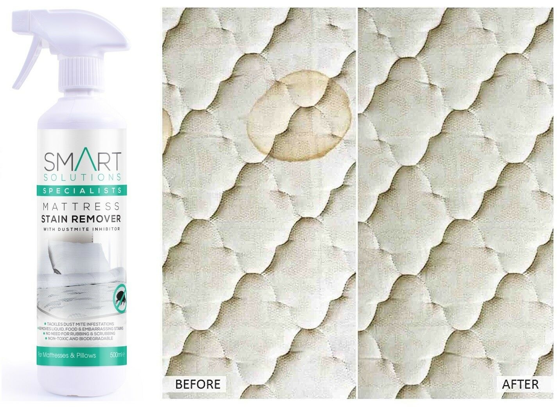 Mattress Stain Remover Spray With Dust Mite Inhibitor 500ml For Sale Online Ebay
