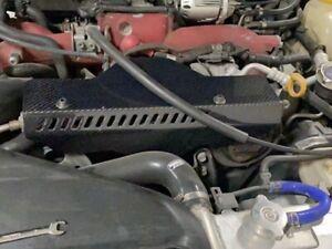 Fit For Subaru Carbon Fiber 02-14 WRX 04-21 STI 2008-2011 Impreza Pulley Cover