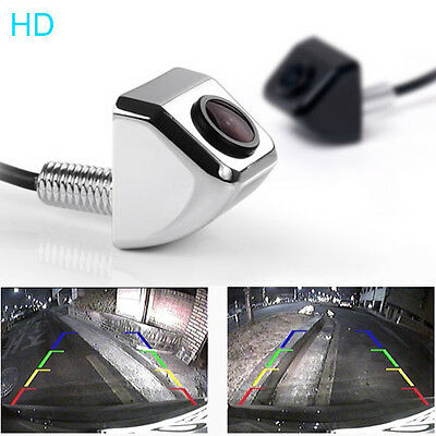 USA Car Rear View CCD 170° Front&Back View Forward Camera Reverse Backup Parking