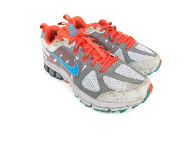 panorama Mordrin profundizar  Nike Pegasus 28 Trail Running Athletic Shoes Gray Blue 447841-041 Womens  Size 6 for sale online   eBay