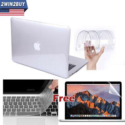 NEW Bag+Matte Hard Case+LCD+Keyboard Cover Macbook Air 13//11 Pro 13//15 Retina 12