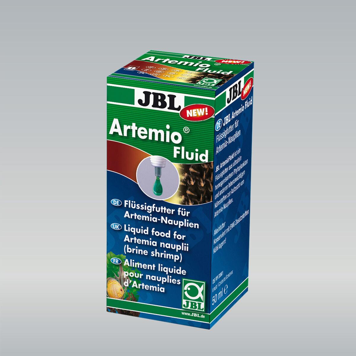 Jbl Artemiofluid Liquid Fodder For Artemia Nauplii 50 Ml Food Ebay Instant Norton Secured Powered By Verisign