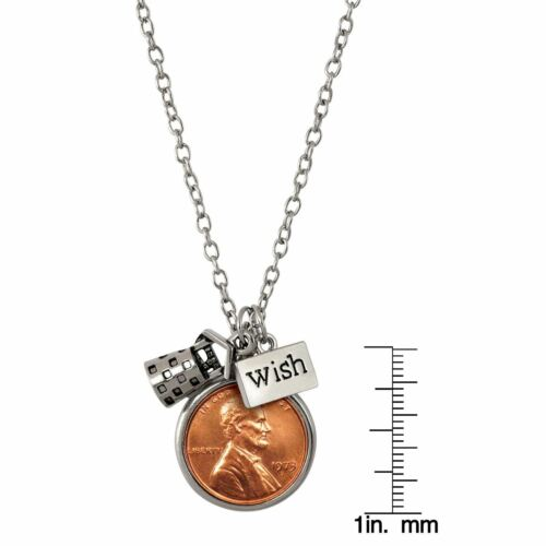 NEW American Coin Treasures Year to Remember Penny Wish Coin Necklace 2006