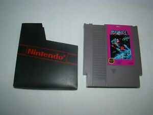 Nintendo-NES-Macmax-cartridge-only-tested-working