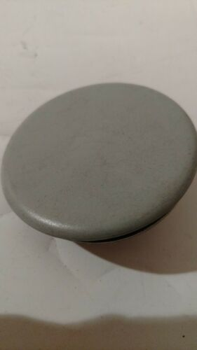 """ELECTRICAL WEATHERPROOF HOLE COVER   2 1//2/"""" OD GREY IN COLOR  NEW NO BOX QTY 1"""