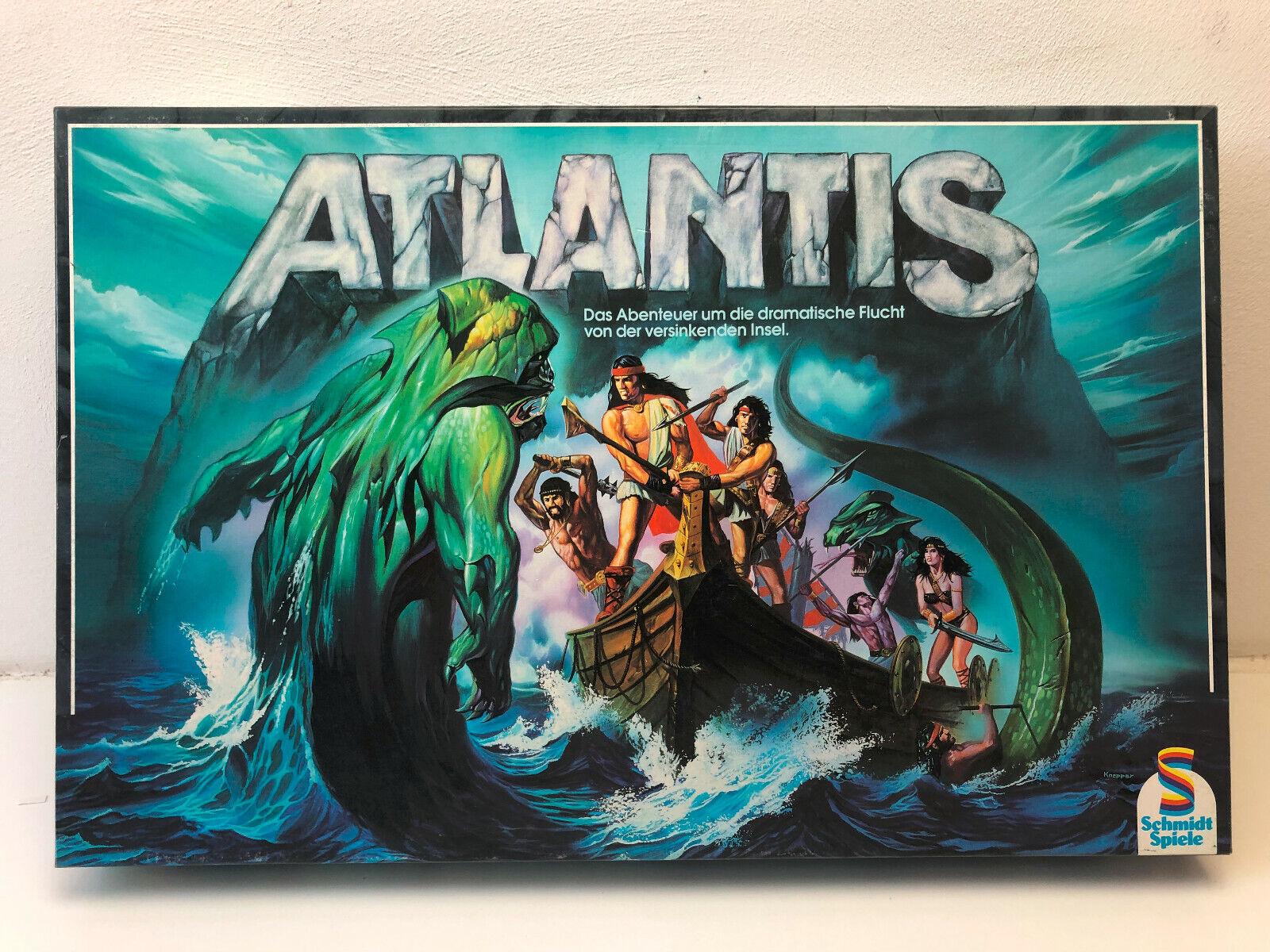 la red entera más baja Atlantis de Schmidt juegos juego de de de mesa social familias aventura  autentico en linea