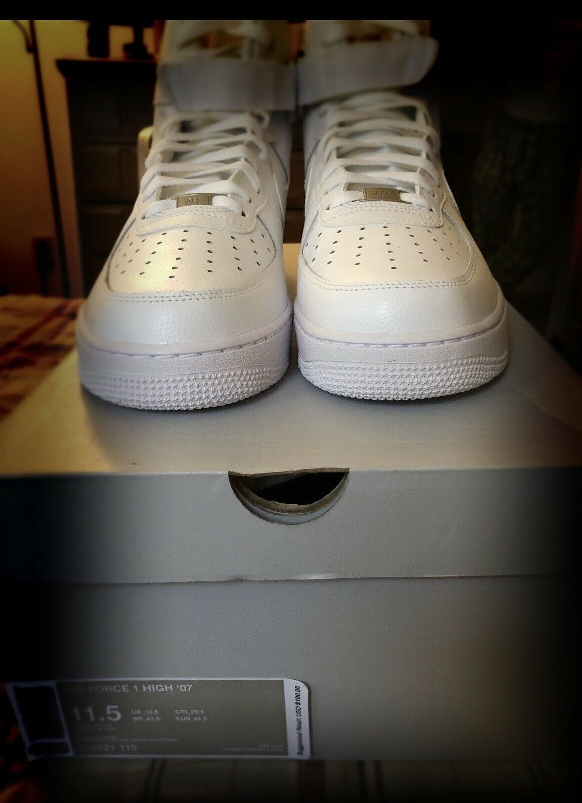 BRAND NEW Nike Airforce 1s. Deadstock