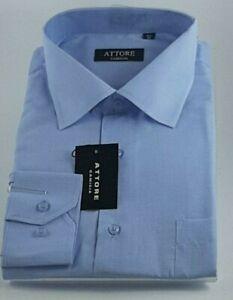 Camicia-classica-uomo-Cool-Man-manica-lunga-collo-classico-art-292