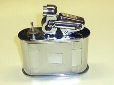 KW (KARL WIEDEN) TABLE SEMI-AUTOMATIC PETROL LIGHTER - 1930 - MADE IN GERMANY