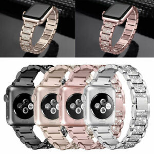 For-iWatch-Apple-Watch-Series-3-2-1-42mm-Stainless-Steel-Band-Strap-Bracelet