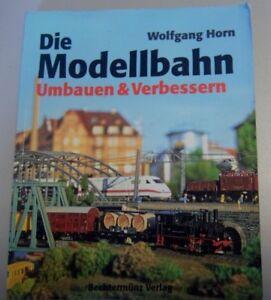 Die-Modellbahn-Umbauen-u-Verbessern-Gleichstromloks-Wechselstrom-Beleuchtung